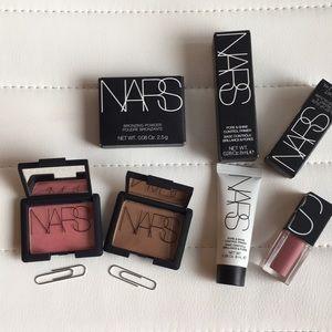 New 4 pieces Mini NARS Makeup set